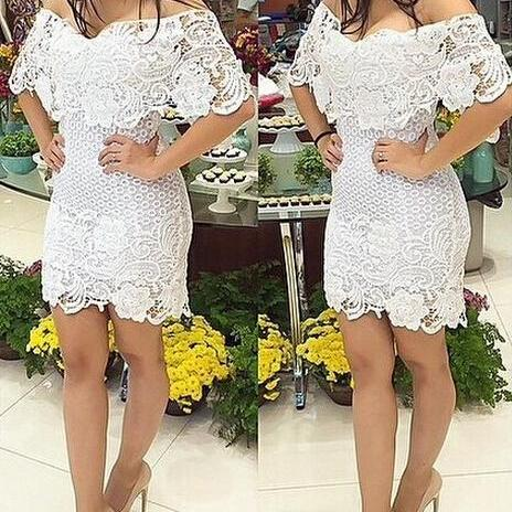 Fashion Lace Dress